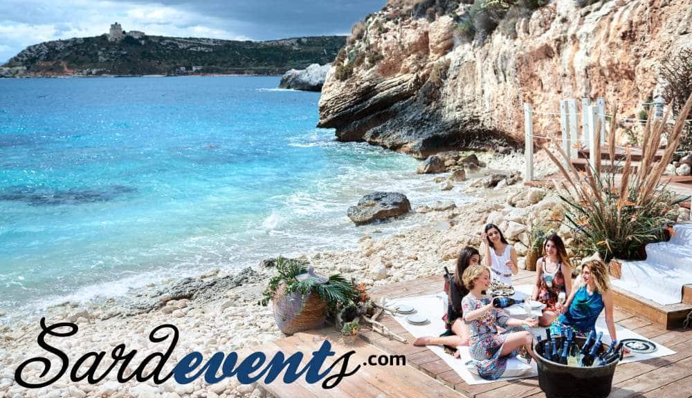 организация праздников на Сардинии