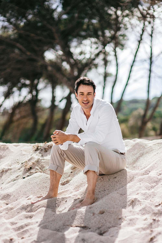 индивидуальная мужская фотосессия на Сардинии