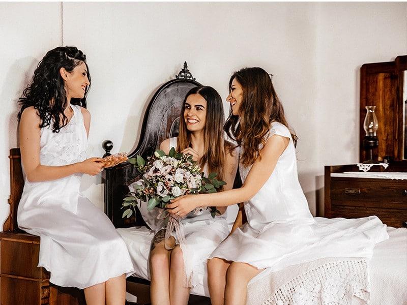 оригинальная свадьба в Европе