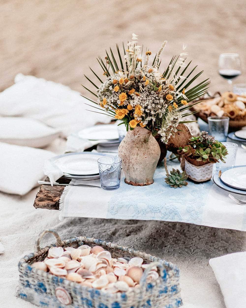 организация семейных фотосессий - пикников на Сардинии