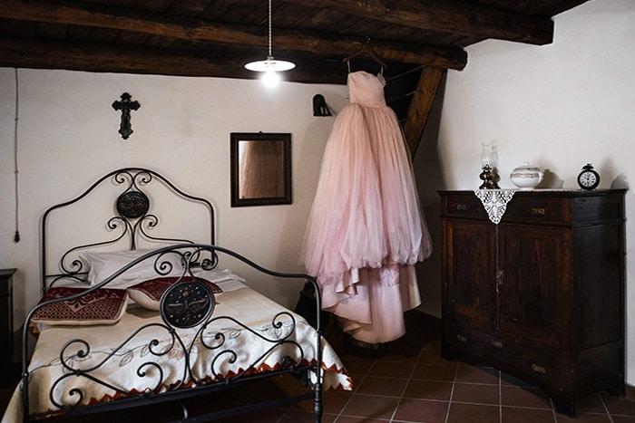 Свадьба в этнографическом музее в Италии