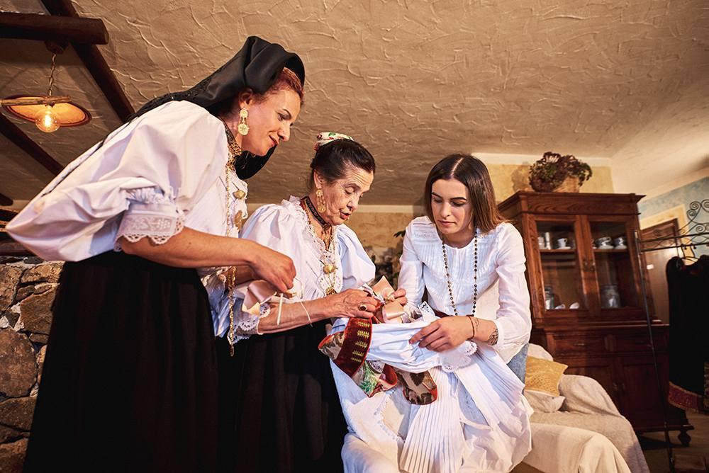 свадебные национальные итальянские обряды