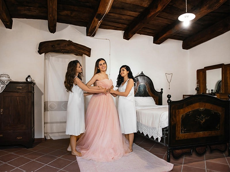 свадьба в Европе