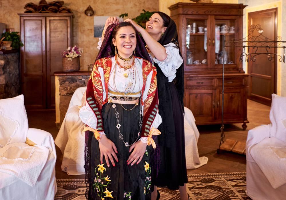 традиции Сардинии