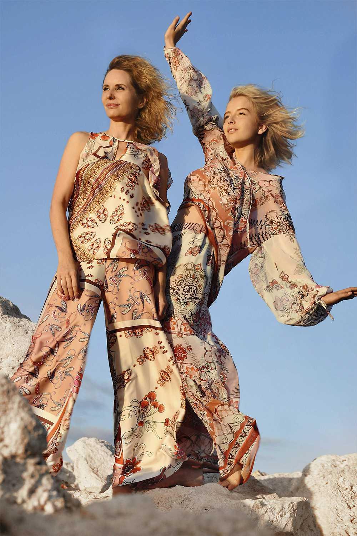 фотограф коллекций итальянской одежды