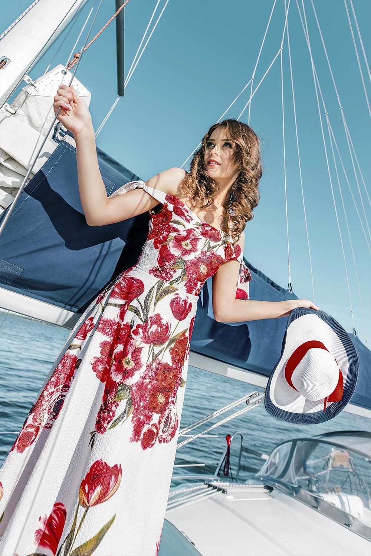 фотографии одежды для каталогов в Италии