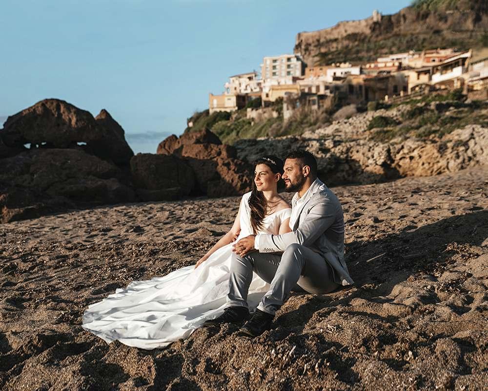 Итальянская свадьба на море