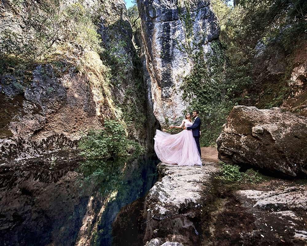 Свадьба в самом красивом месте в Италии