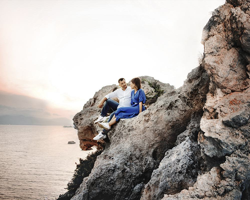 Уникальные места Сардинии для романтической прогулки