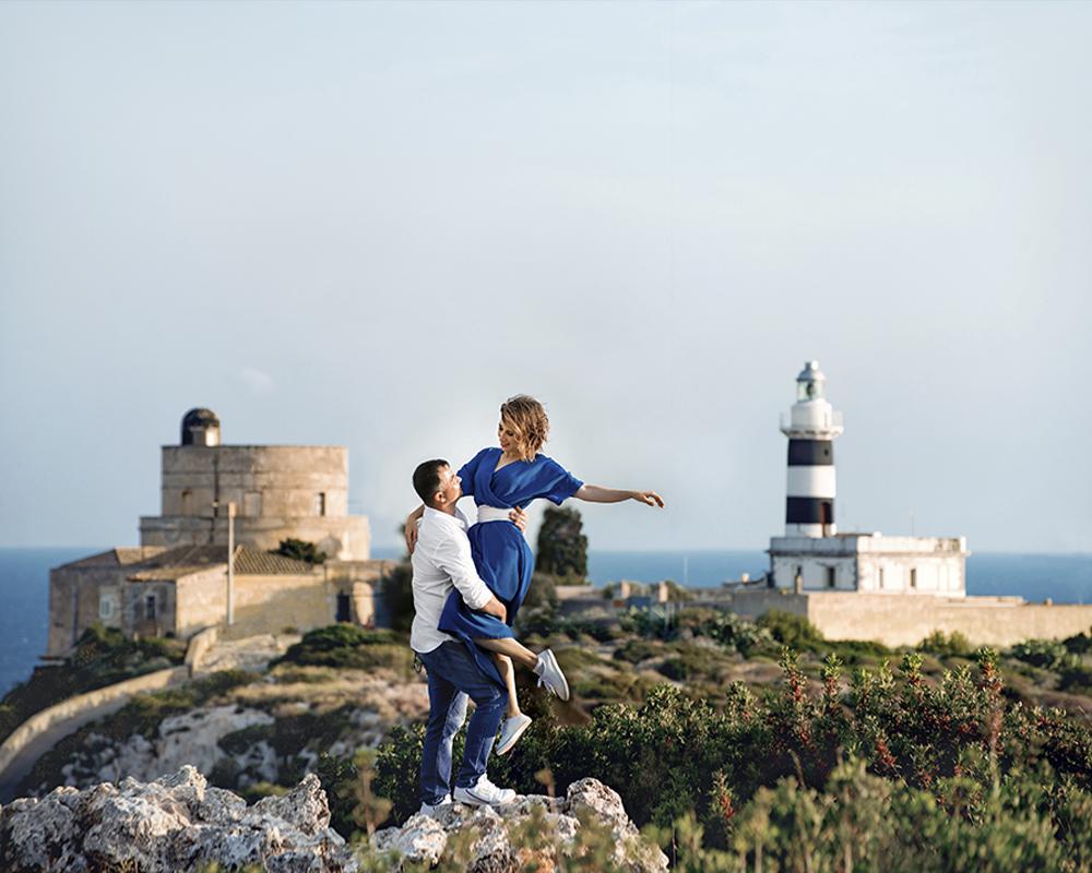 Фотосессии в самых красивых местах Сардинии