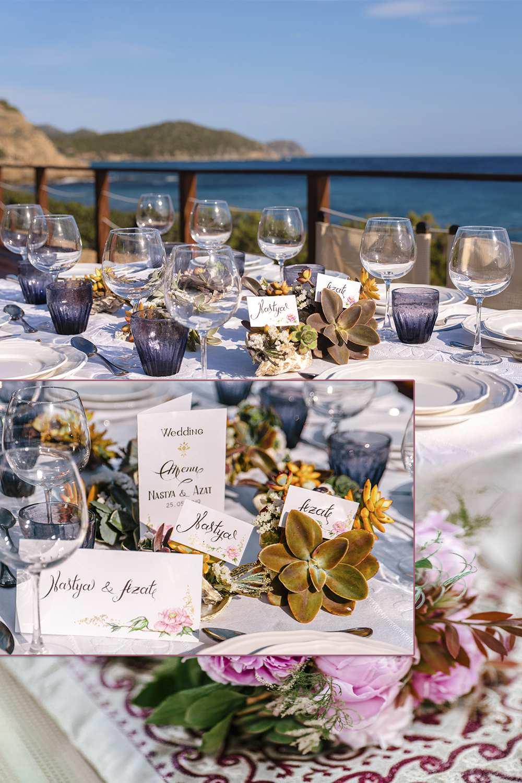 организация свадеб и мероприятий на острове Сардиния