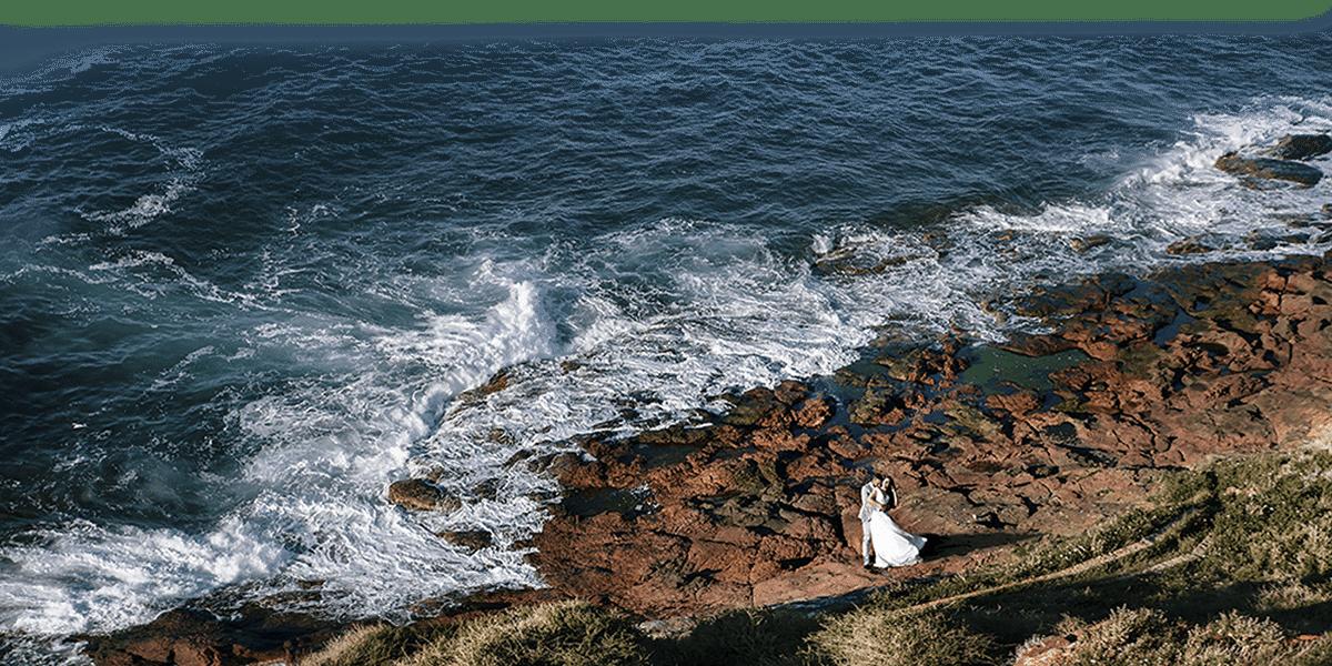 Свадьба для двоих на Сардинии в Иалии от sardevents.com