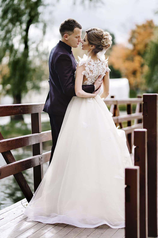 Стильные свадебные фотосессии в Италии