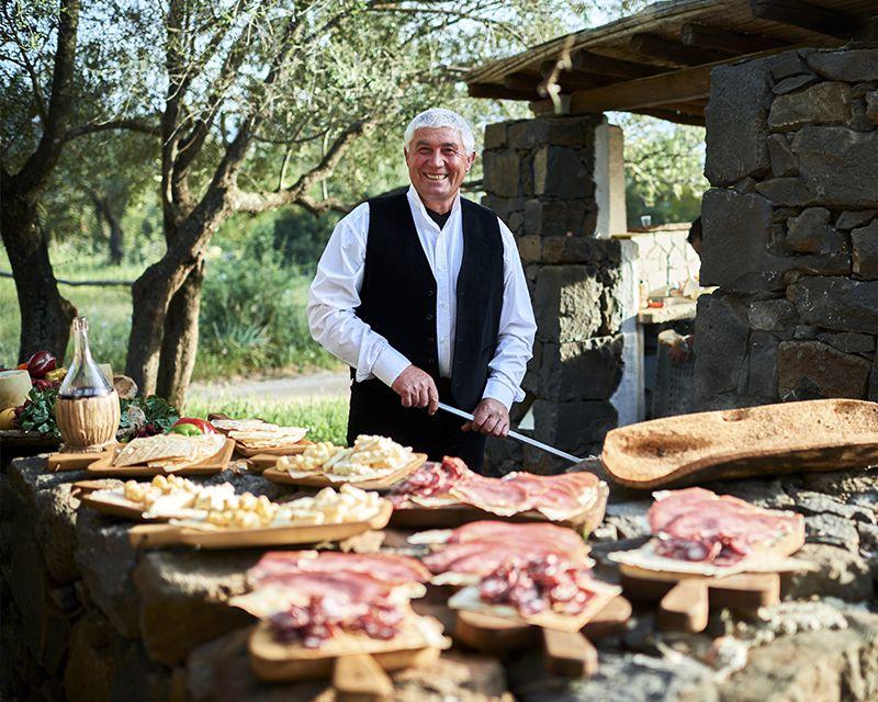 Приготовление национальных блюд на Сардинии