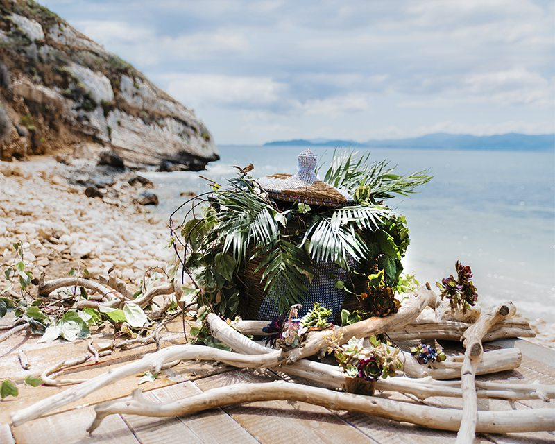Оригинальные праздники на пляже в Италии