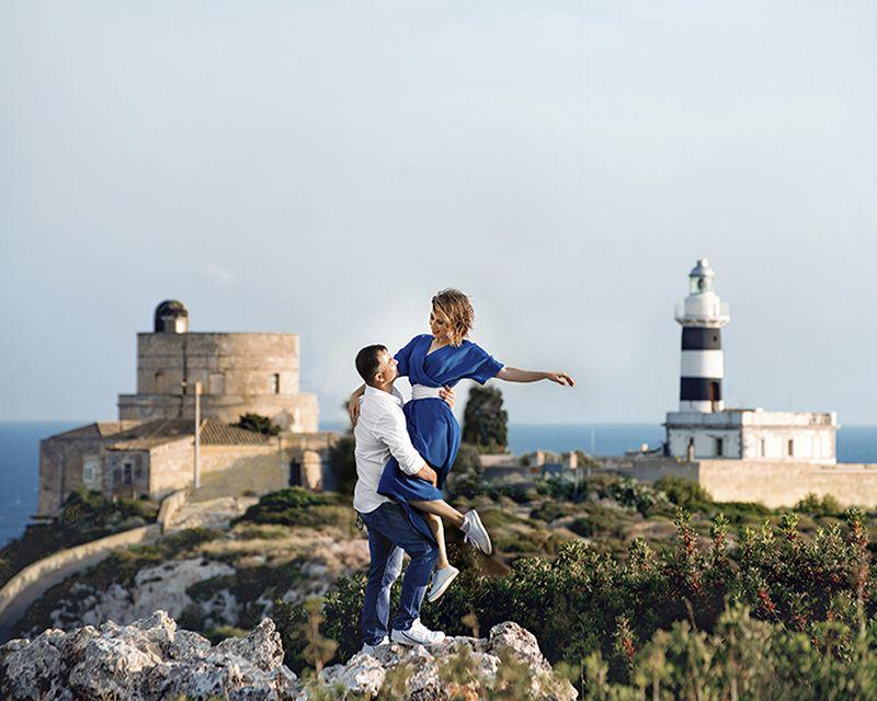 Самые романтичные места в Италии