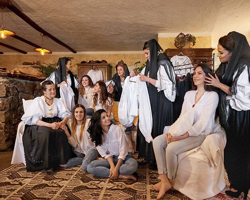 Идея для креативного девичника в Италии
