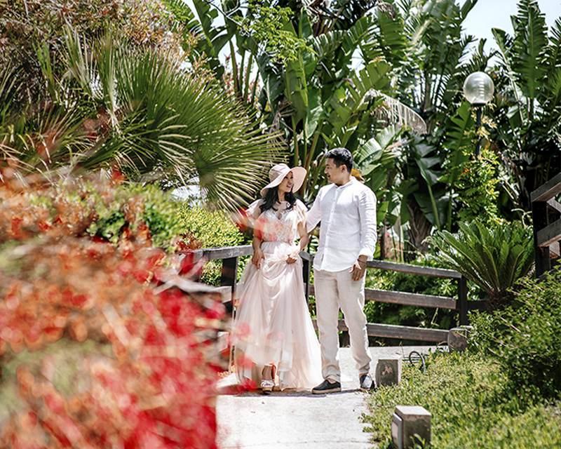 Романтические прогулки по острову