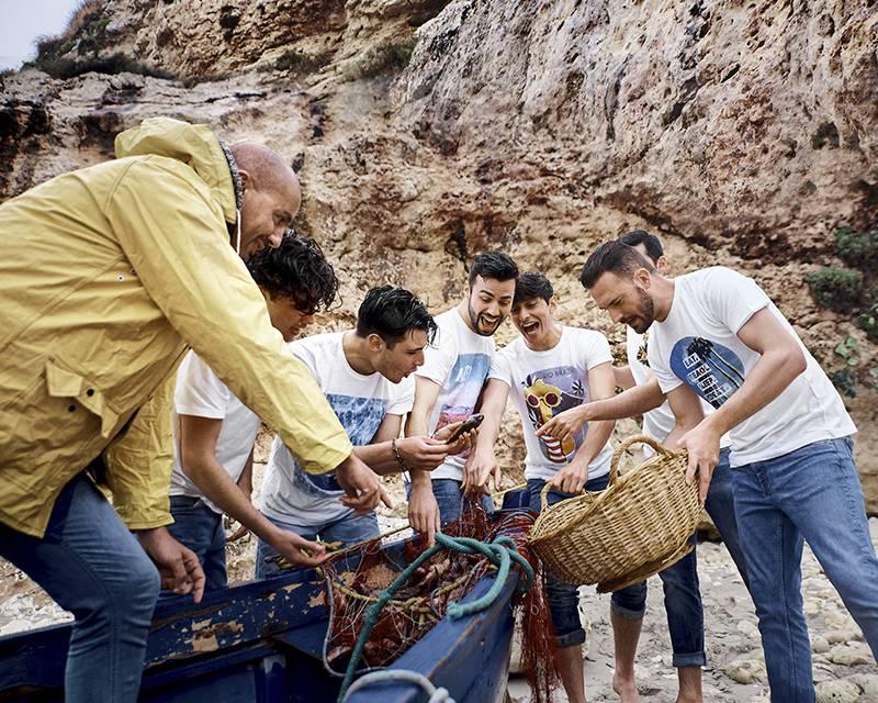Веселая рыбалка на Сардинии