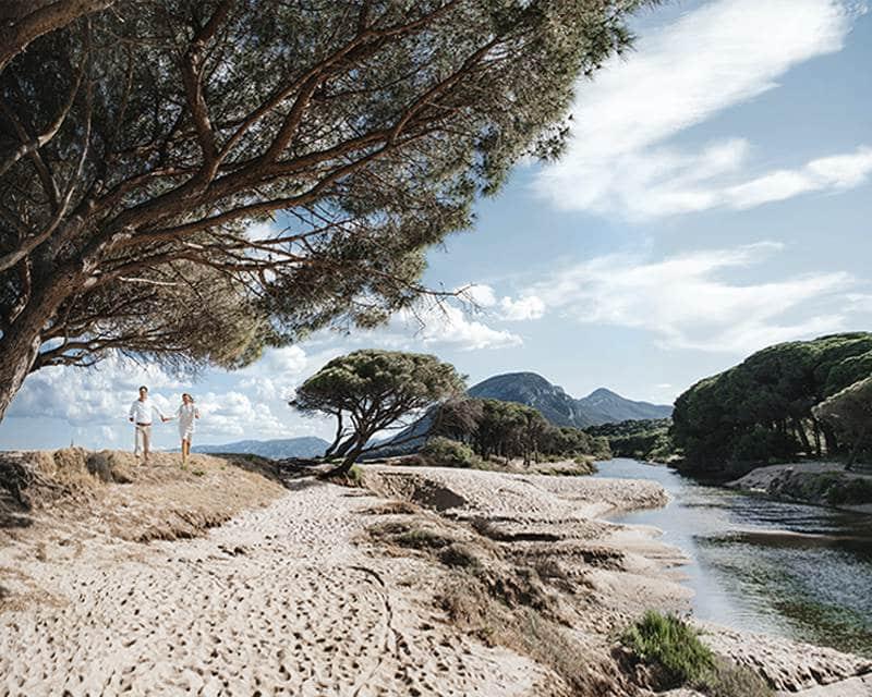 Уникальные пляжи Сардинии
