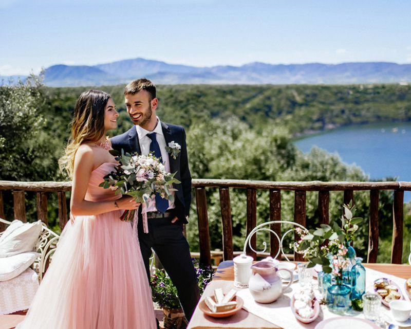 красивая свадьба на Сардинии