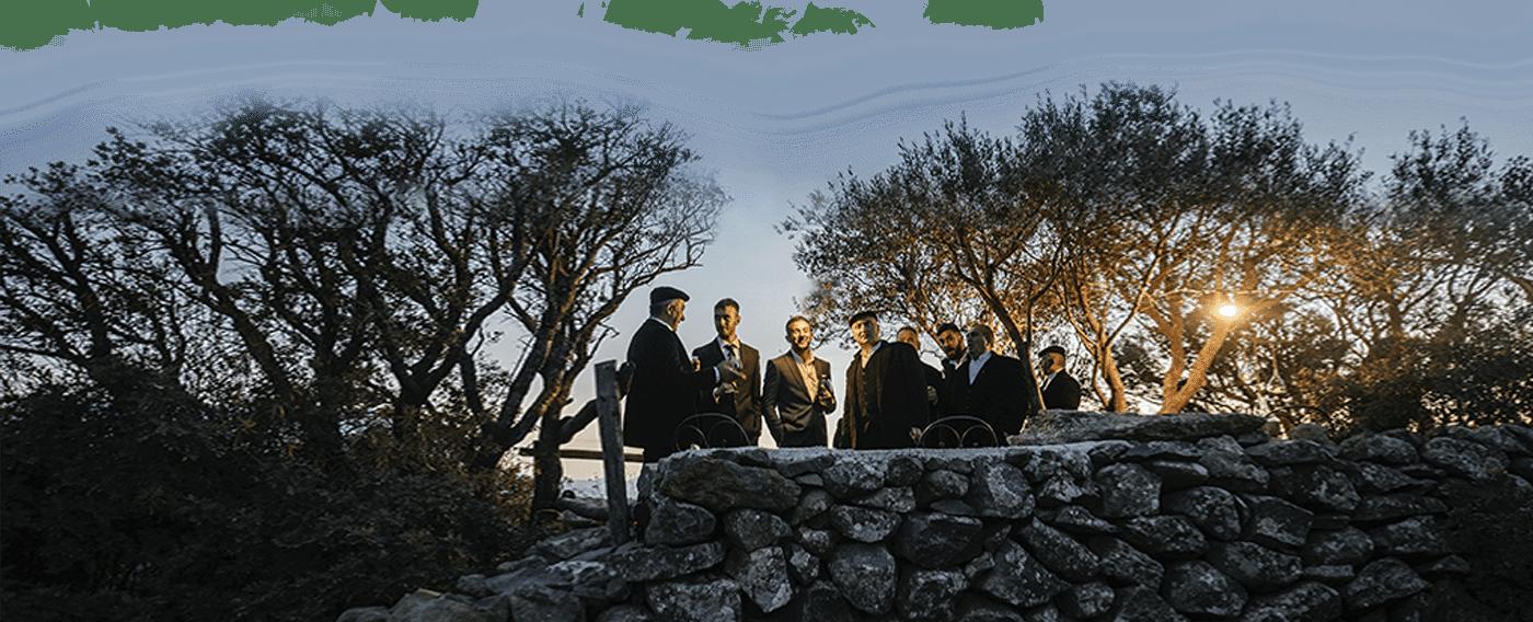 история острова Сардиния в фотографиях