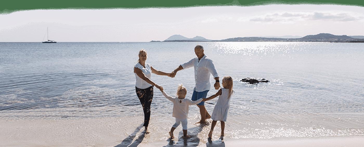 семейный отдых в Италии