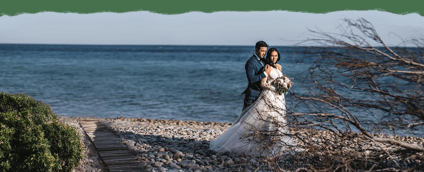 свадьба на Сардинии в апреле
