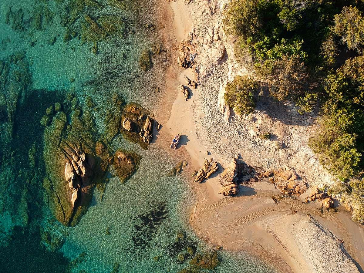 фотограф на Сардинии в Италии