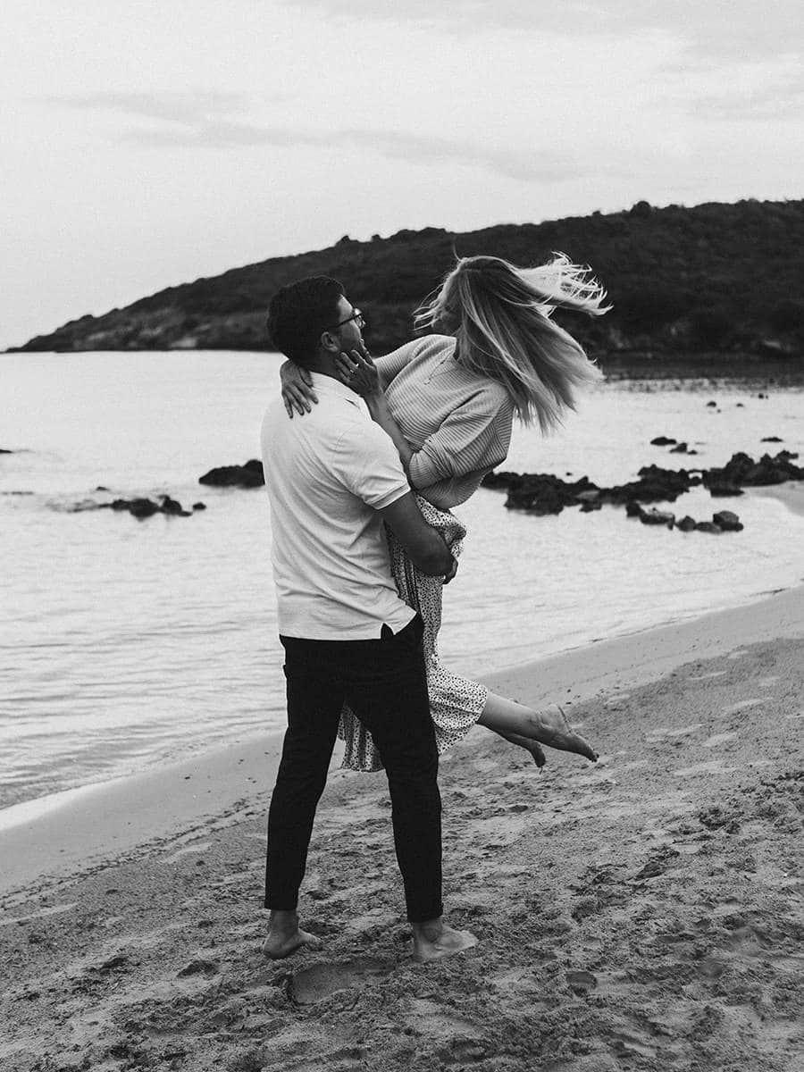 фотограф для влюблённых на Сардинии