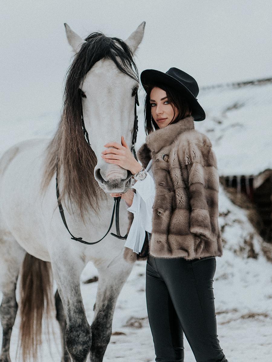 фотосессия с лошадьми на Сардинии