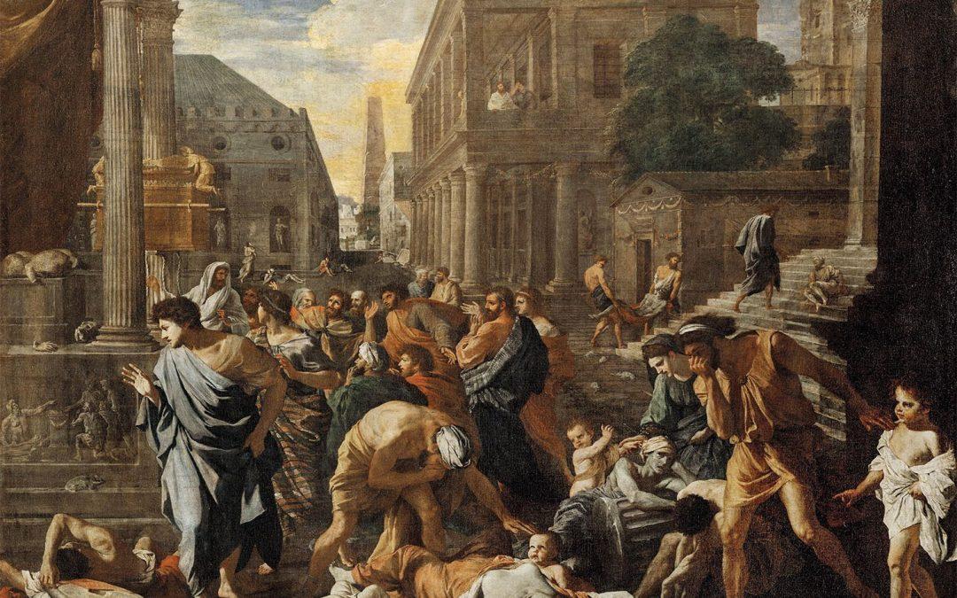 Эпидемии в древней истории Европы