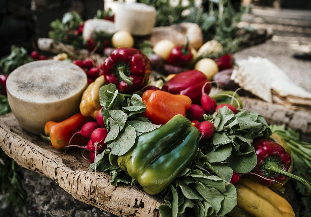 Итальянские эко продукты с острова Сардиния