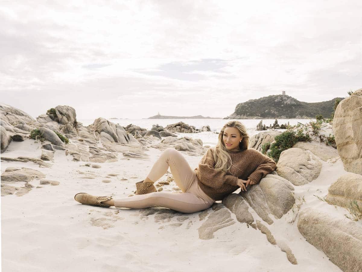фотограф на Сардинии