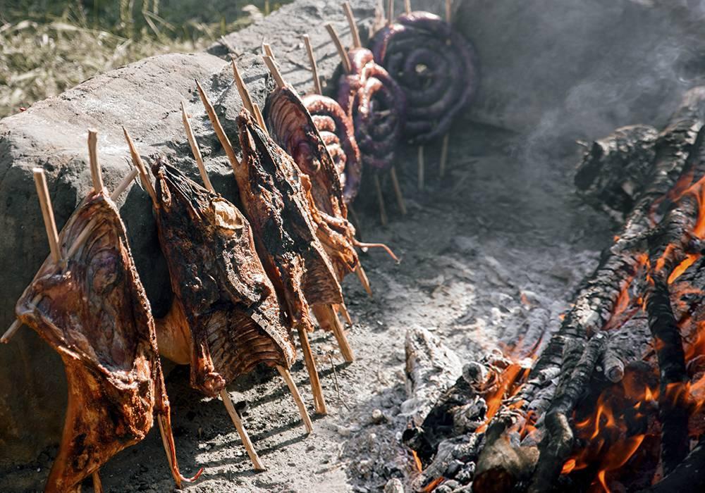 традиционная кухня Сардинии
