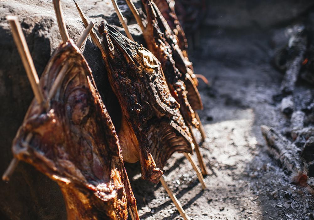 порчедду - традиционное блюдо на Сардинии