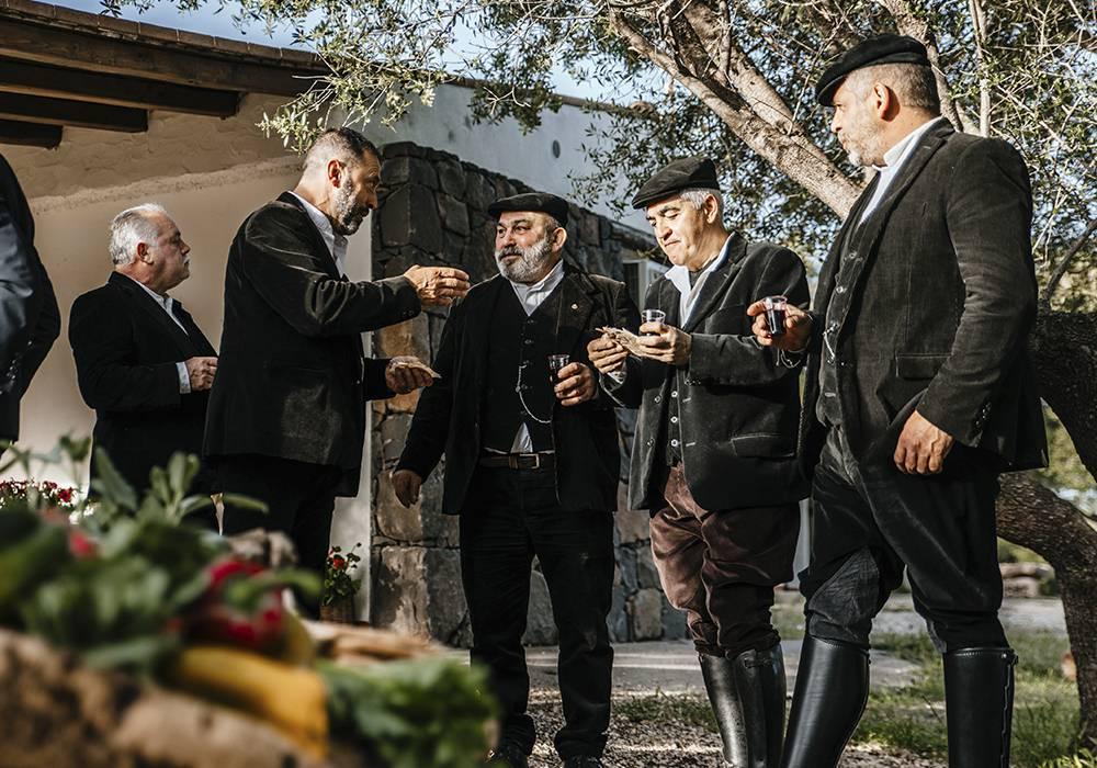 образ жизни коренных жителей Сардинии