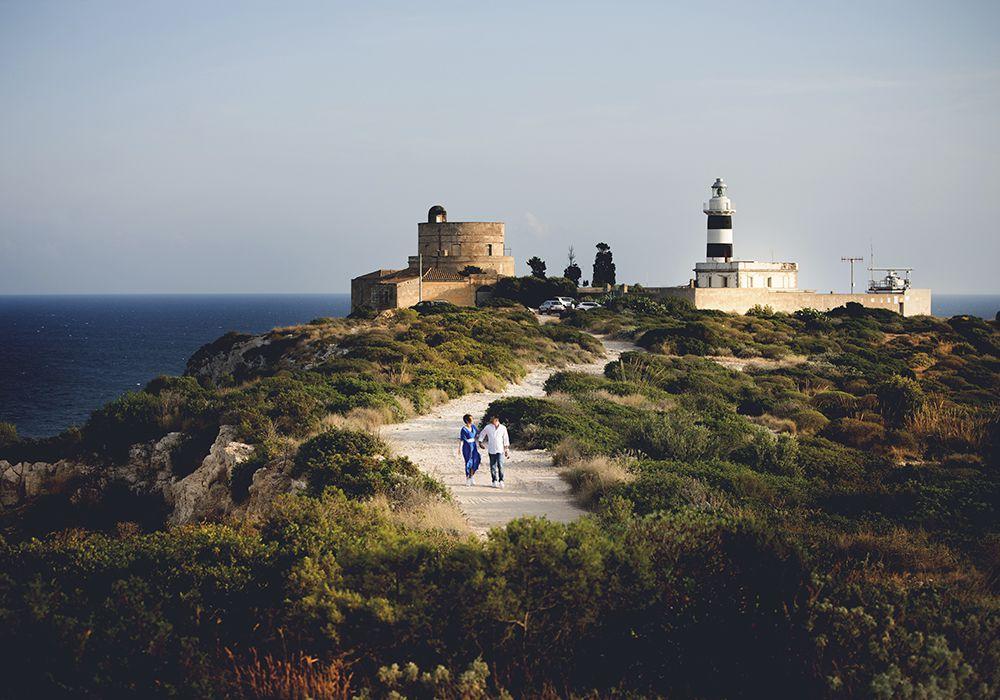 профессиональные гид и фотограф на Сардинии