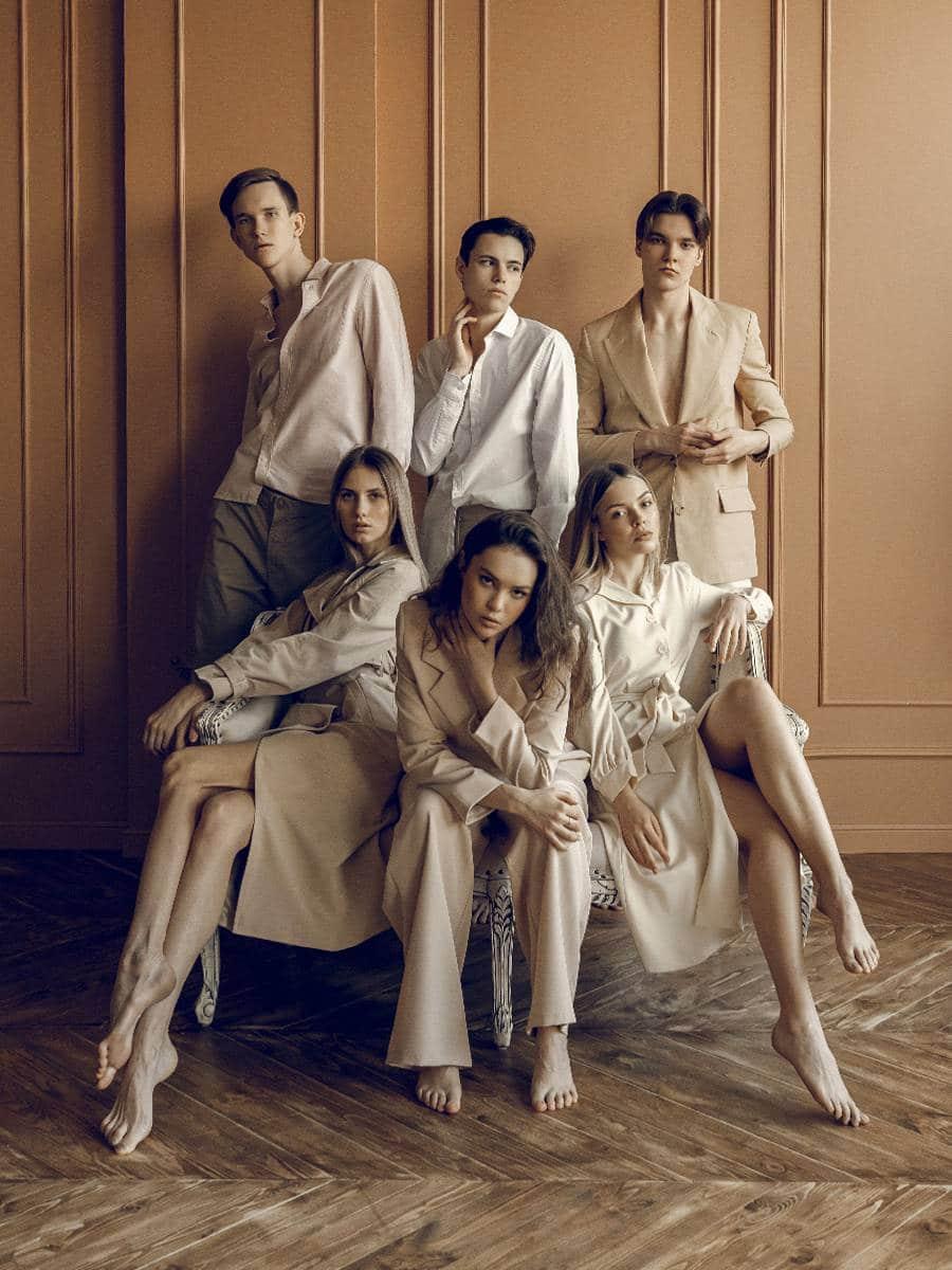 фотограф моды и стиля на Сардинии