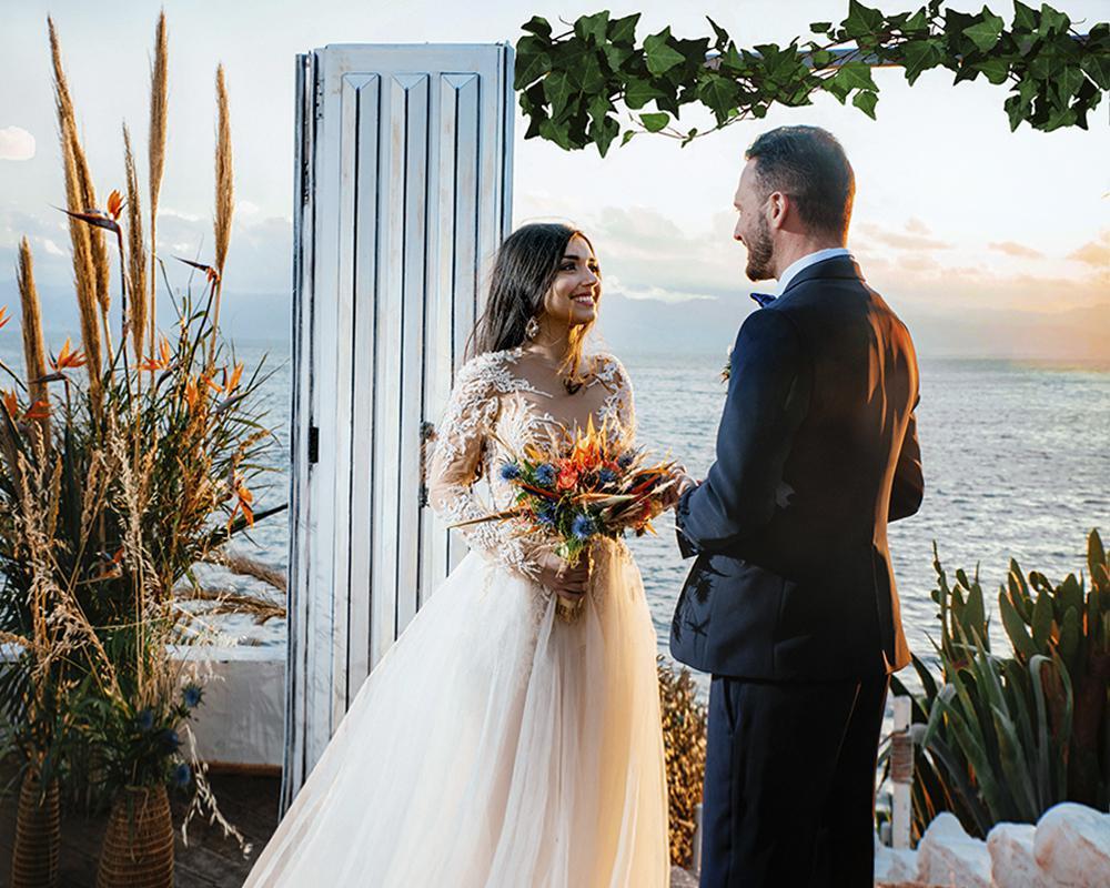 Ваша свадьба для двоих и медовый месяц на берегу моря в Италии