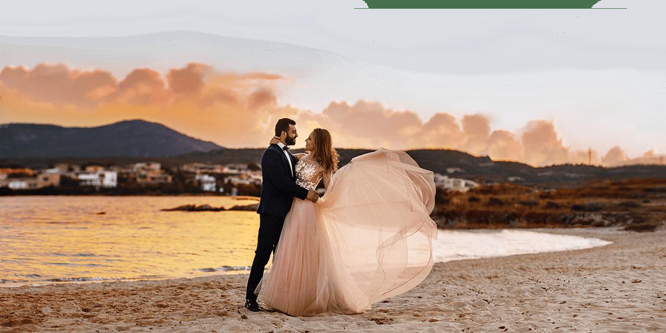 Ваша романтичная свадьба в Италии