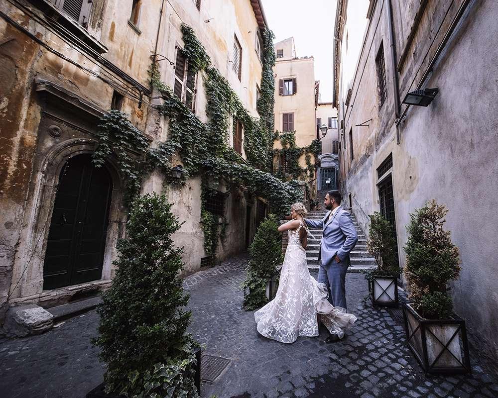 Самая романтичная свадьба в Итали на Сардинии