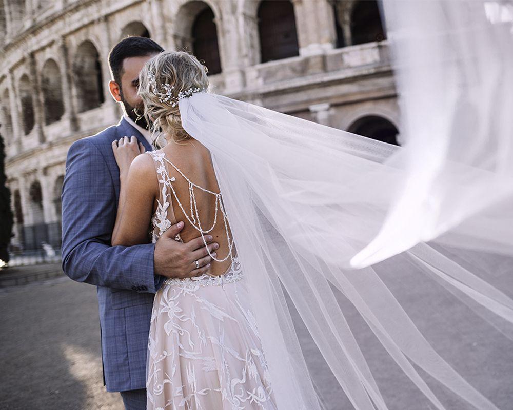 свадебное путешествие по Италии