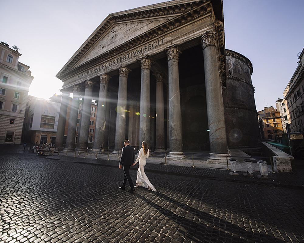 Пантеон в Риме и другие достопримечательности города