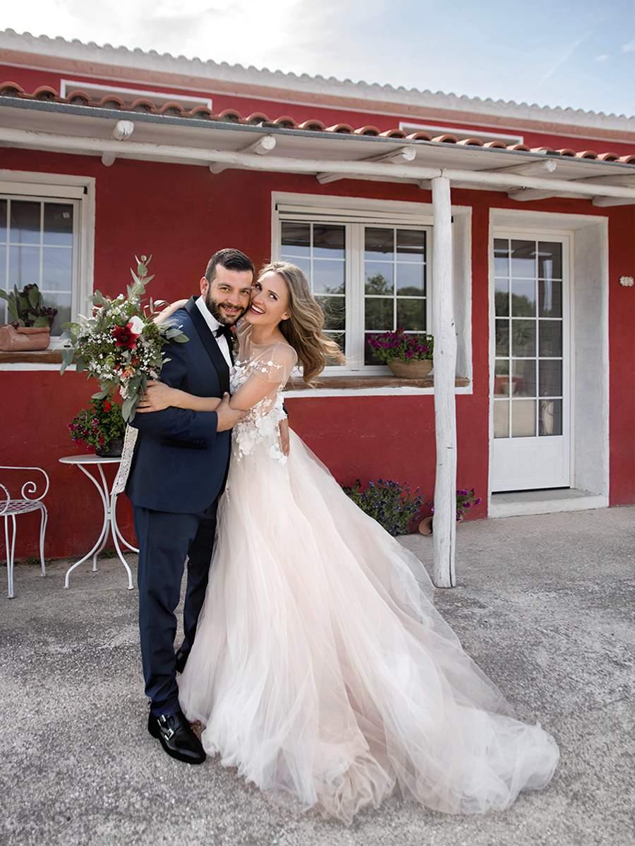 Счастливые молодожены: медовый месяц на Сардинии!