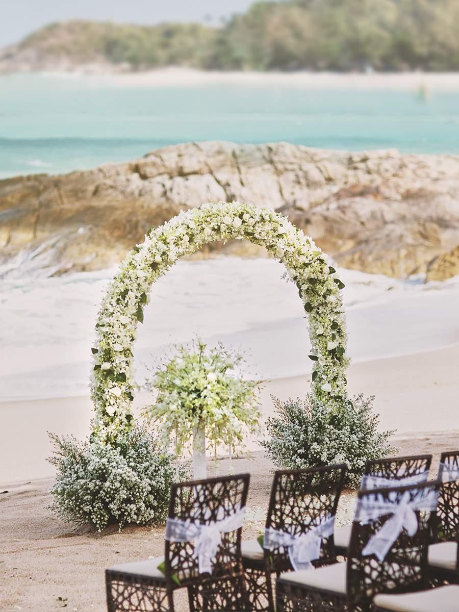 Стильный декор для свадьбы, свадебная арка