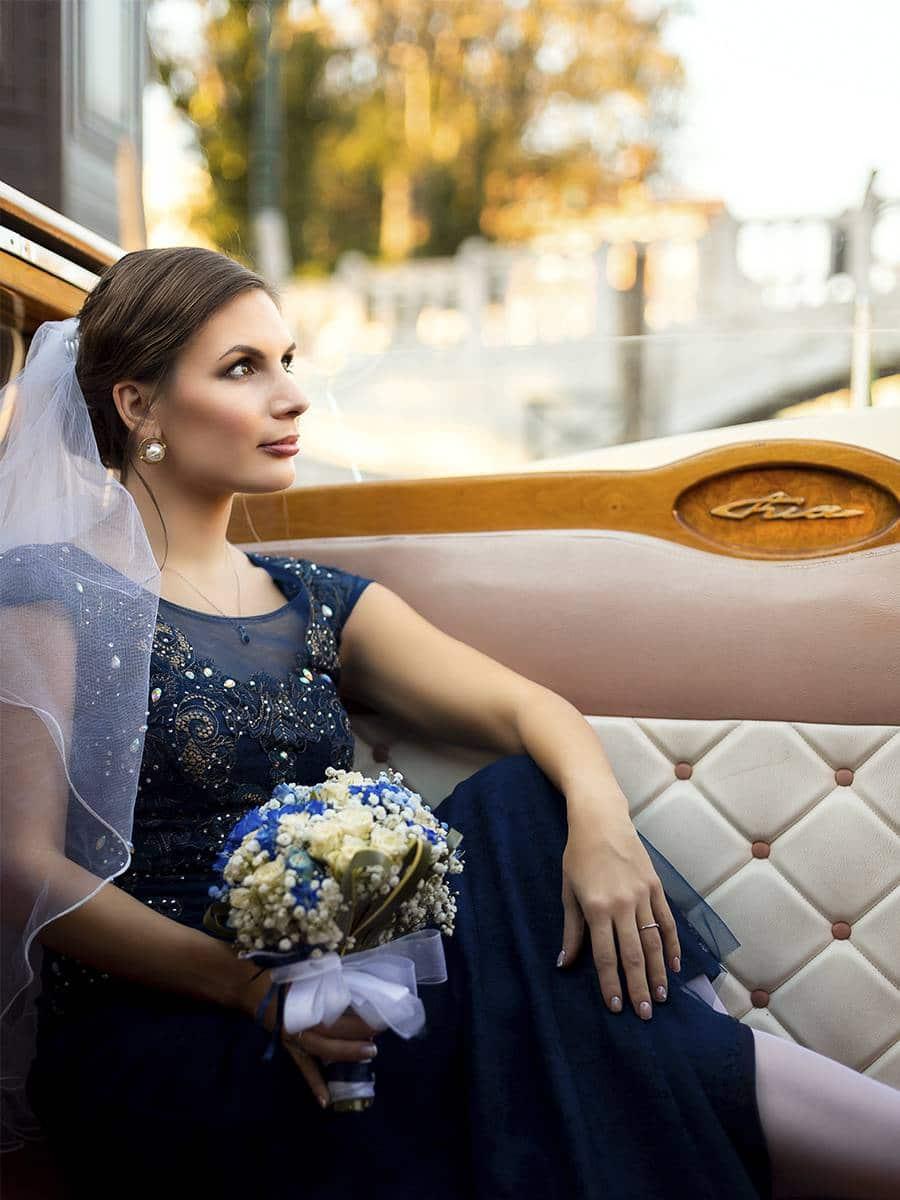 Невеста в Венеции, Гранд Канал