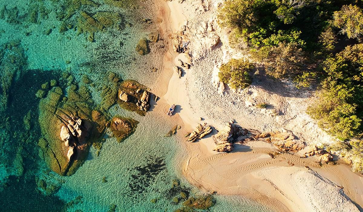 самые красивые пляжи Сардинии