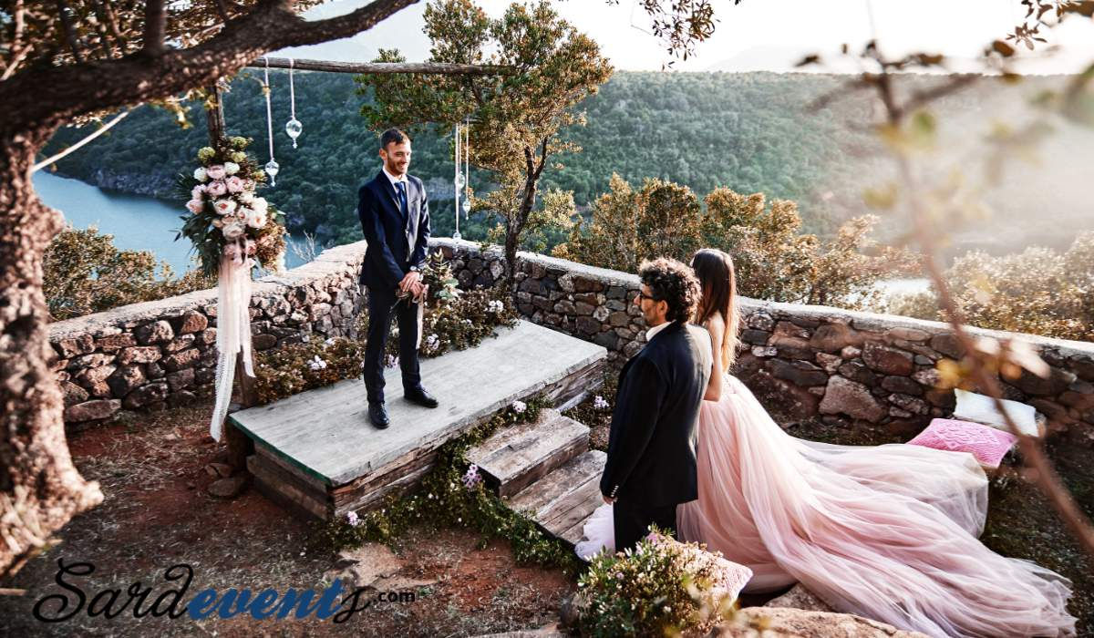 Организация праздников и свадеб на Сардии, в Италии